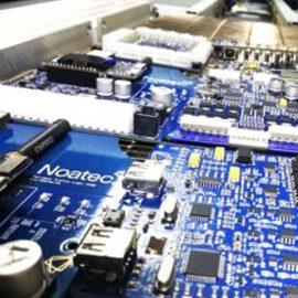 ensamble de circuitos
