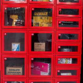ZOOMBOX 101 Locker